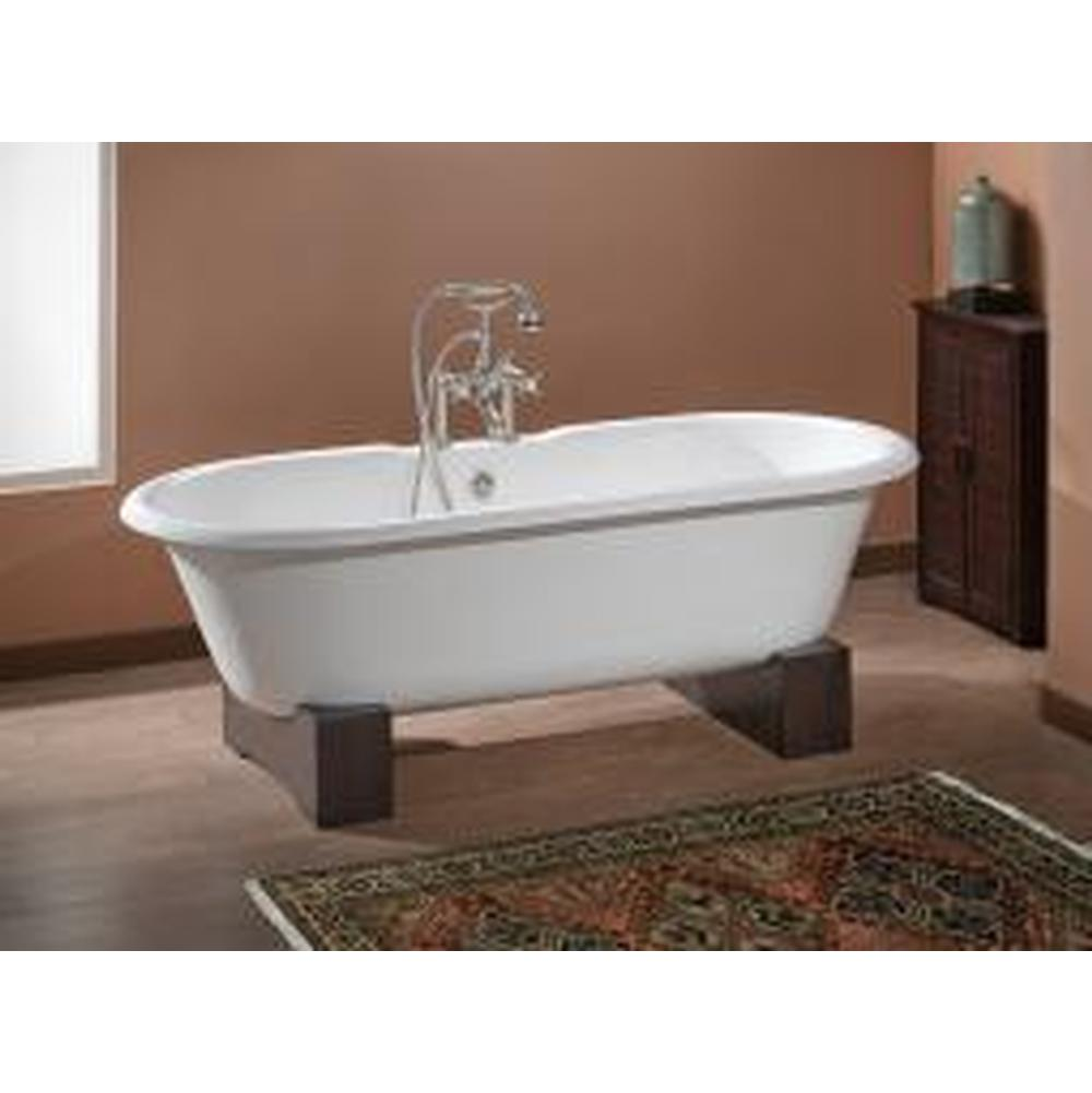 Cheviot Products Free Standing Soaking Tubs item 2110-WW-8-CH