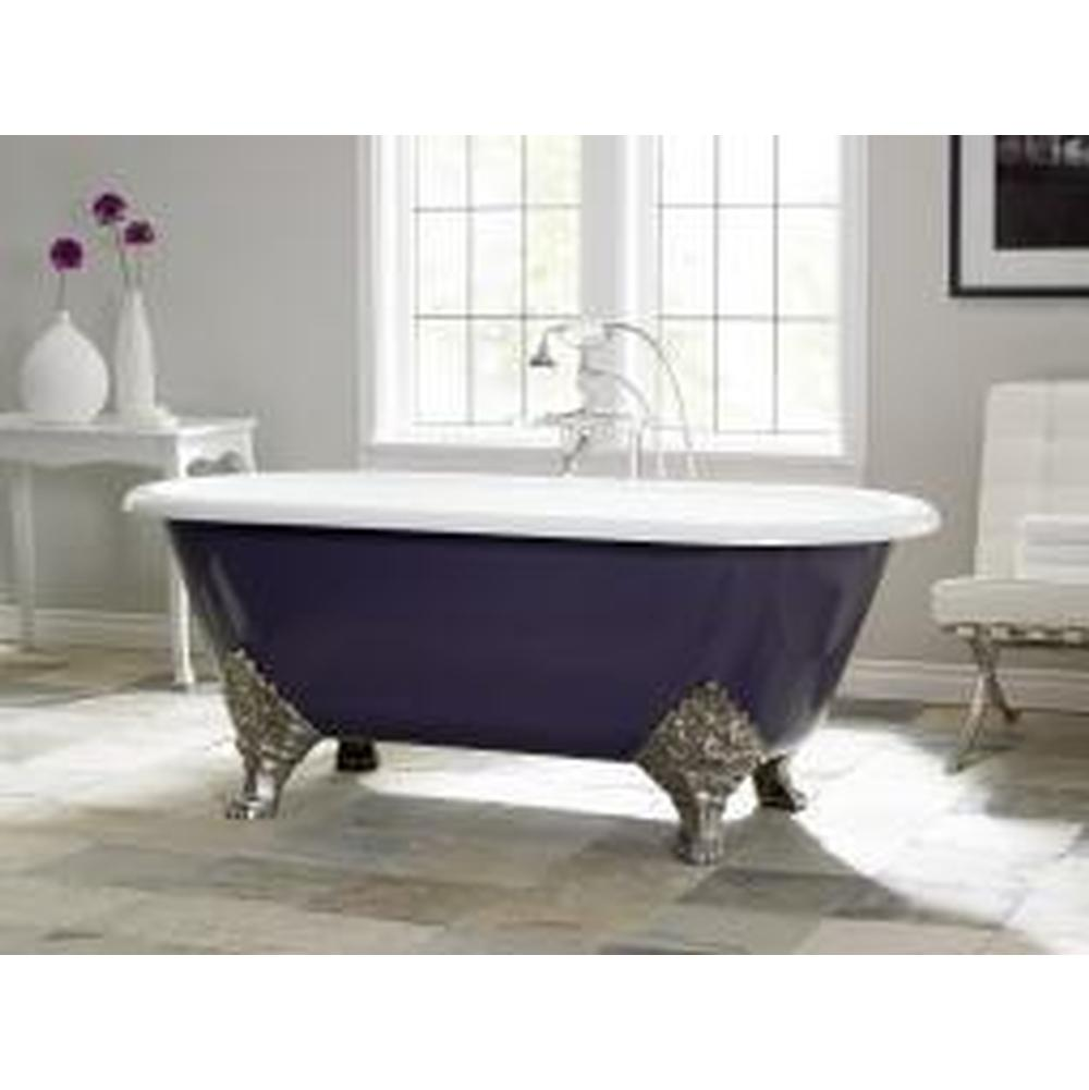 Cheviot Products Clawfoot Soaking Tubs item 2160-WC-6-PN
