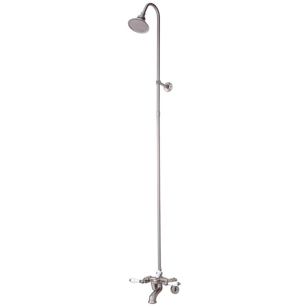 Cheviot Products Wall Mount Tub Fillers item 5158-BN-LEV