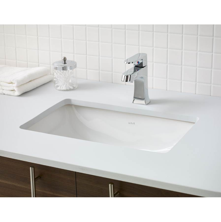 Cheviot Products Undermount Bathroom Sinks item 1104-WH