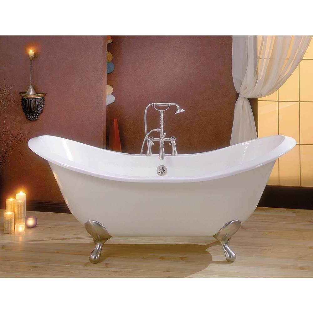 Cheviot Products Clawfoot Soaking Tubs item 2166-WW-PN-6