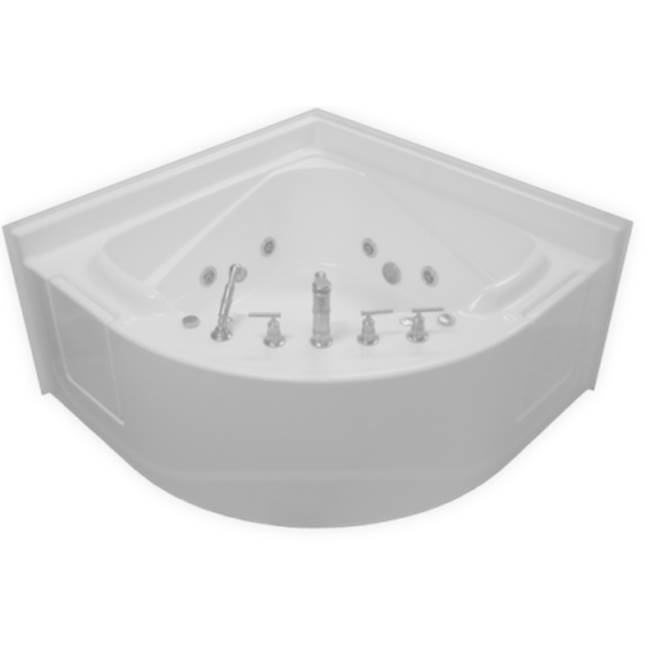 Clarion Bathware Drop In Soaking Tubs item Re4554Dx