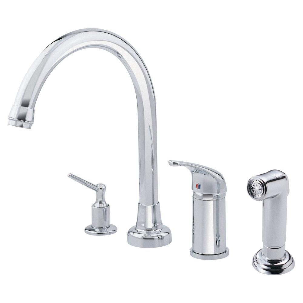 on faucet parma inset sink two pinspiration pinterest opulence kitchen best handle cabinets danze faucets farm images house danzekb