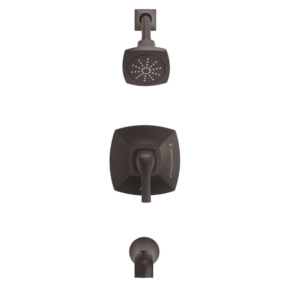 Danze  Tub And Shower Faucets item D501018BSTC