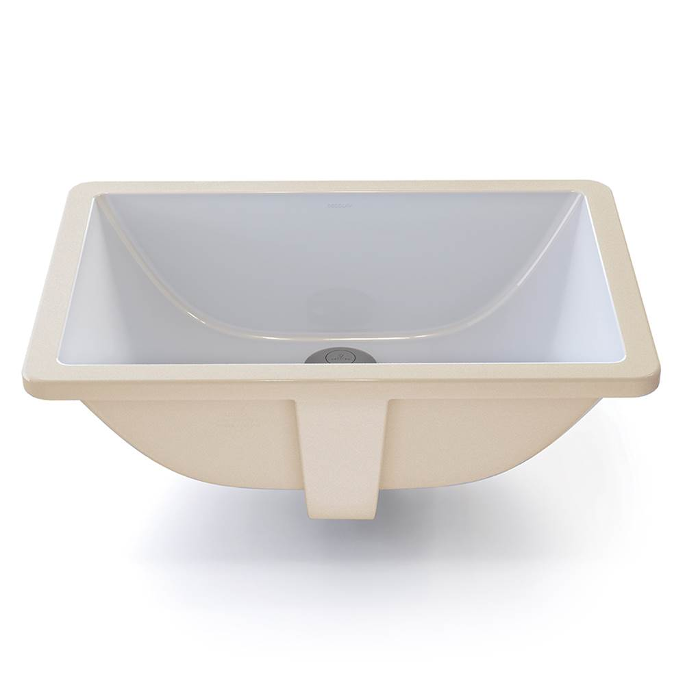 Decolav Undermount Bathroom Sinks item 1402-CWH
