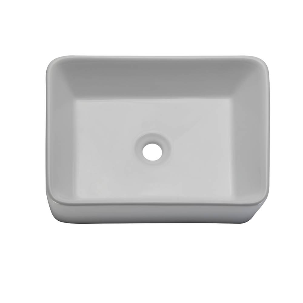 Decolav Vessel Bathroom Sinks item 1454-CWH