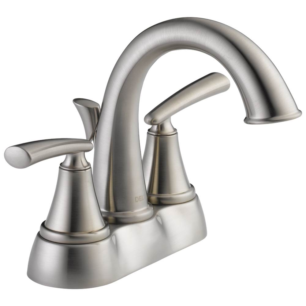 Delta Faucet Centerset Bathroom Sink Faucets item 25725LF-SS-ECO