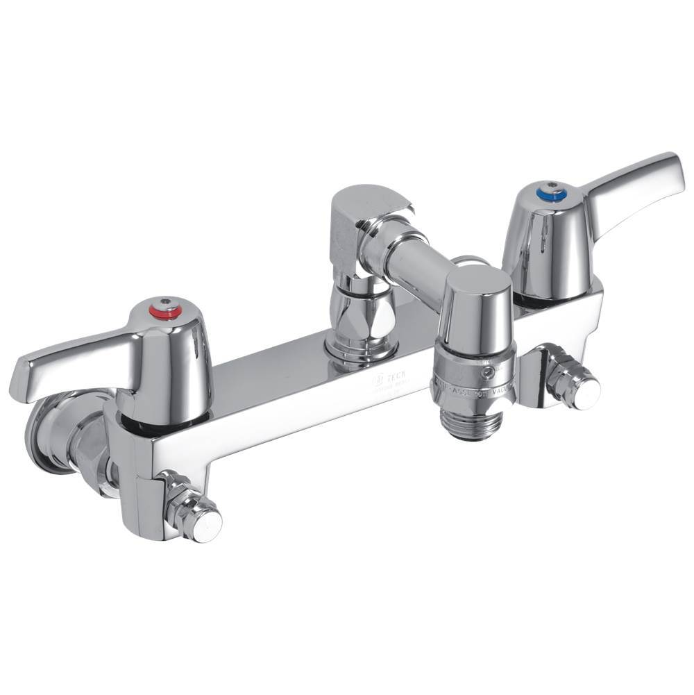 Delta Faucet Wall Mount Laundry Sink Faucets item 28C2063