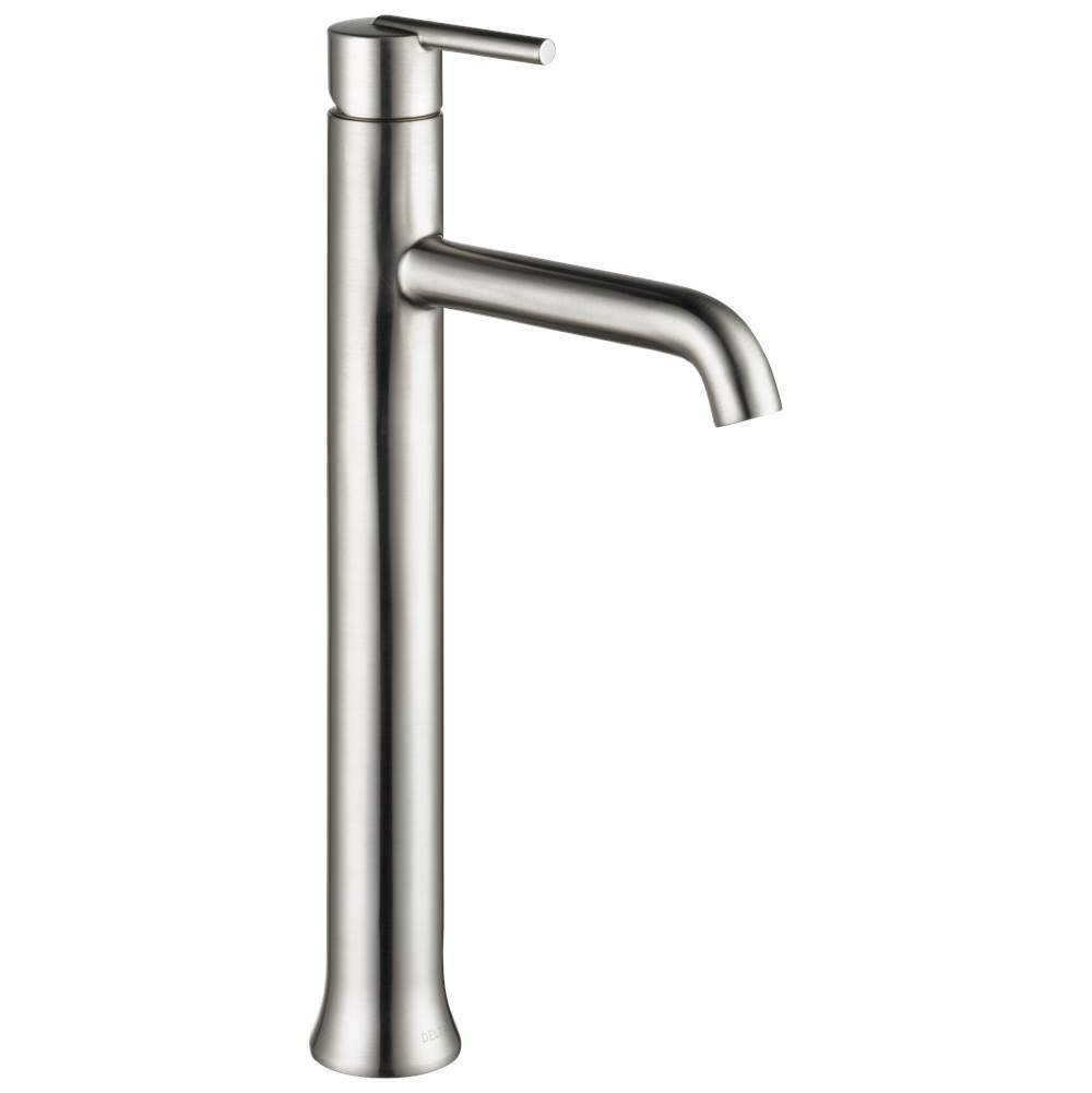 Delta Faucet Vessel Bathroom Sink Faucets item 759-SS-DST