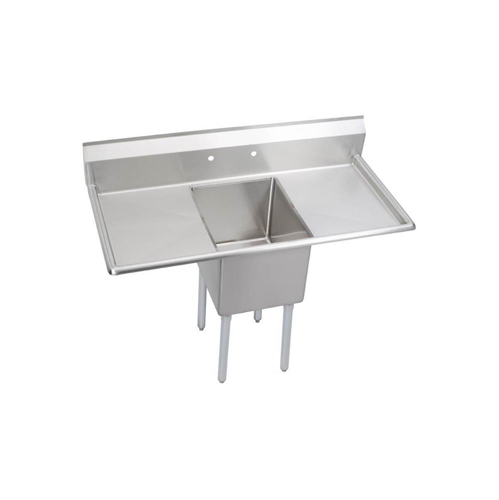 Elkay  Kitchen Sinks item 14-1C16X20-2-18X