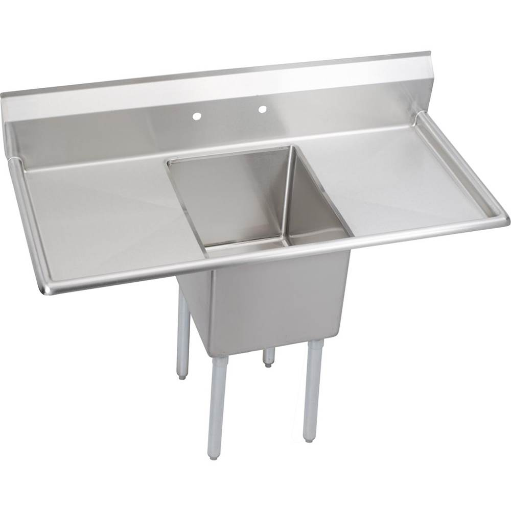 Elkay  Kitchen Sinks item E1C20X20-2-20X