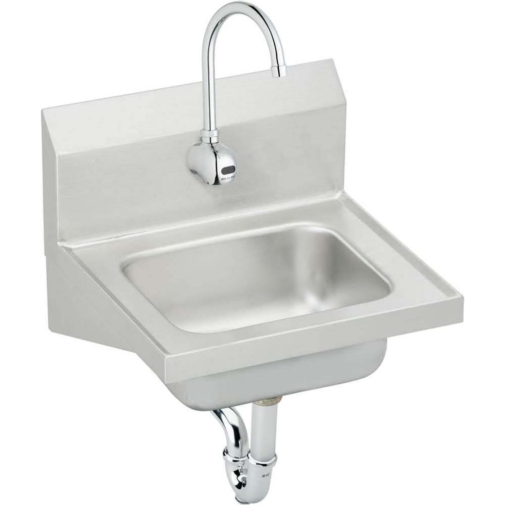 Elkay Wall Mount Laundry And Utility Sinks item CHS1716SACTMC