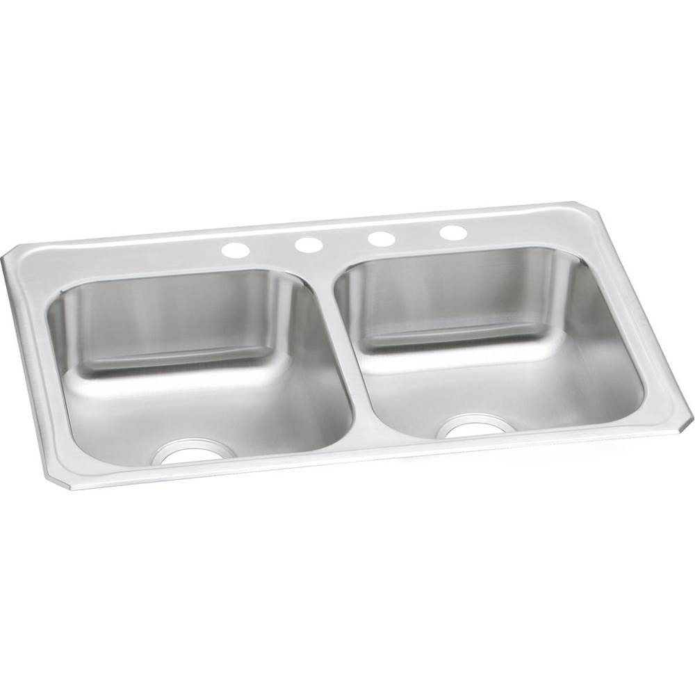 Elkay Drop In Kitchen Sinks item CR33224