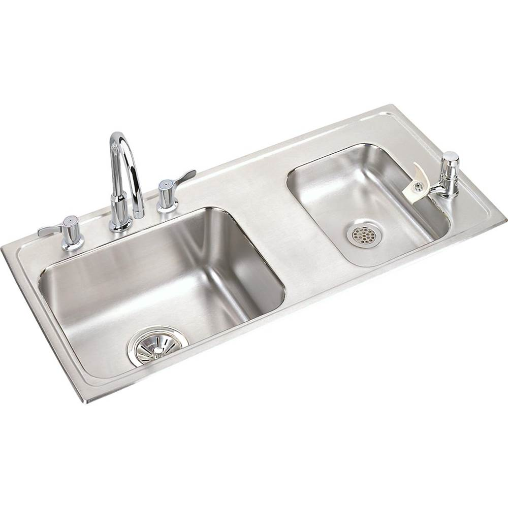 Elkay Drop In Laundry And Utility Sinks item DRKAD371745RC