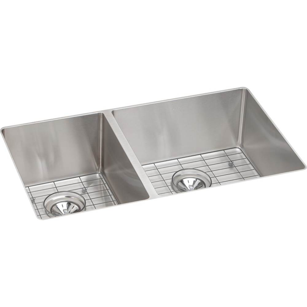 Elkay Undermount Kitchen Sinks item ECTRU32179LDBG