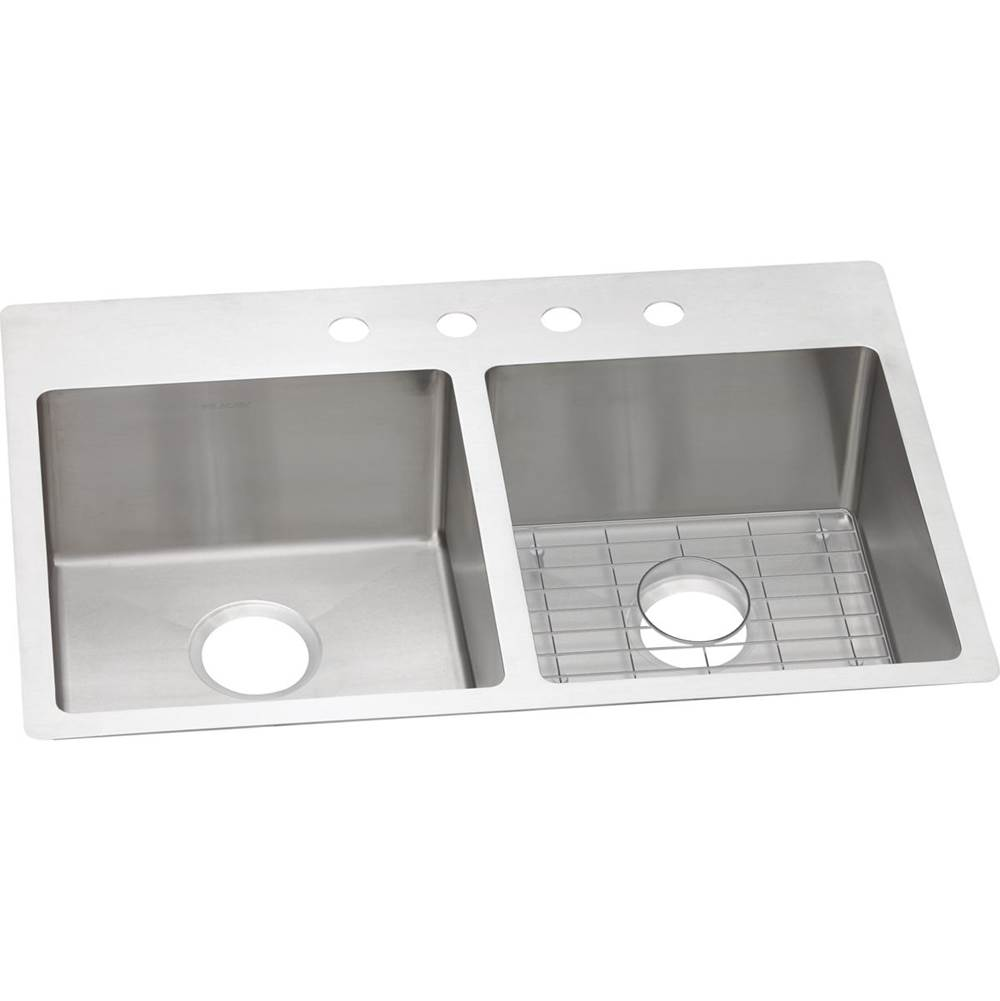 Elkay Undermount Kitchen Sinks item ECTSR33229BG4