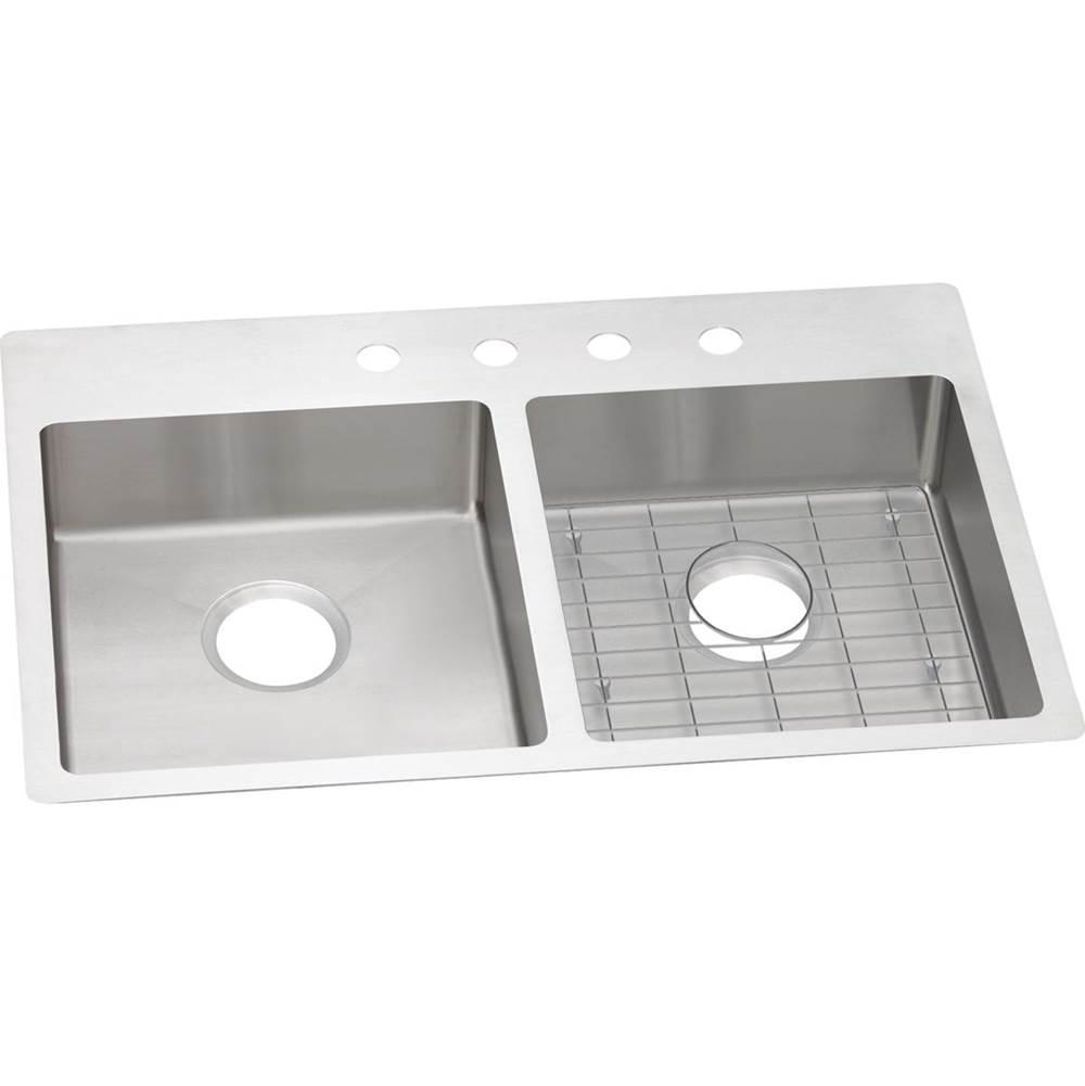 Elkay Undermount Kitchen Sinks item ECTSRAD33226BG3