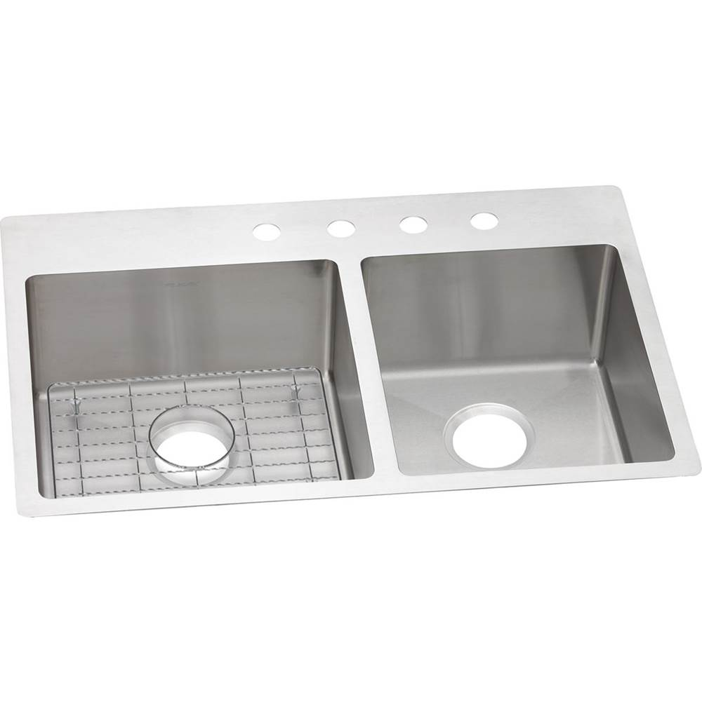 Elkay Undermount Kitchen Sinks item ECTSRO33229RBG3