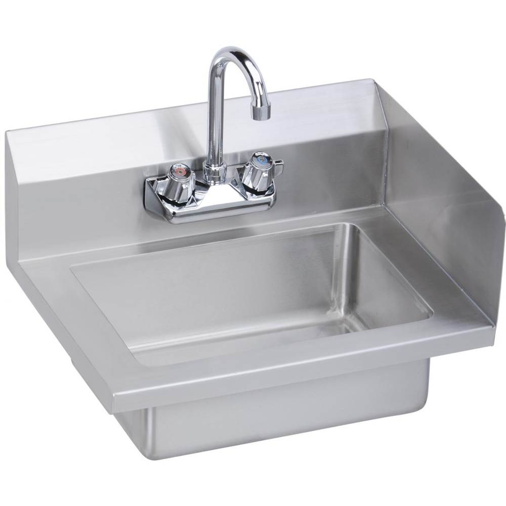 Elkay  Kitchen Sinks item EHS-18-S-RX