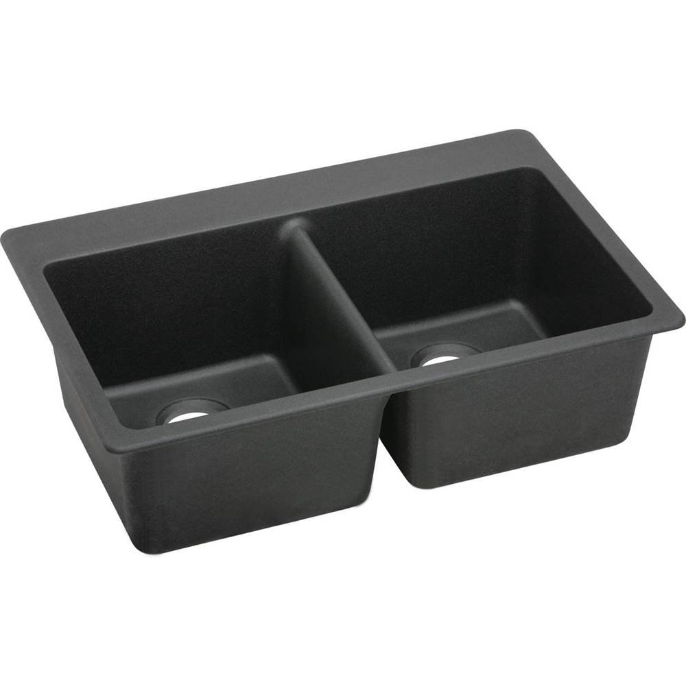 Elkay Drop In Kitchen Sinks item ELG3322BK0