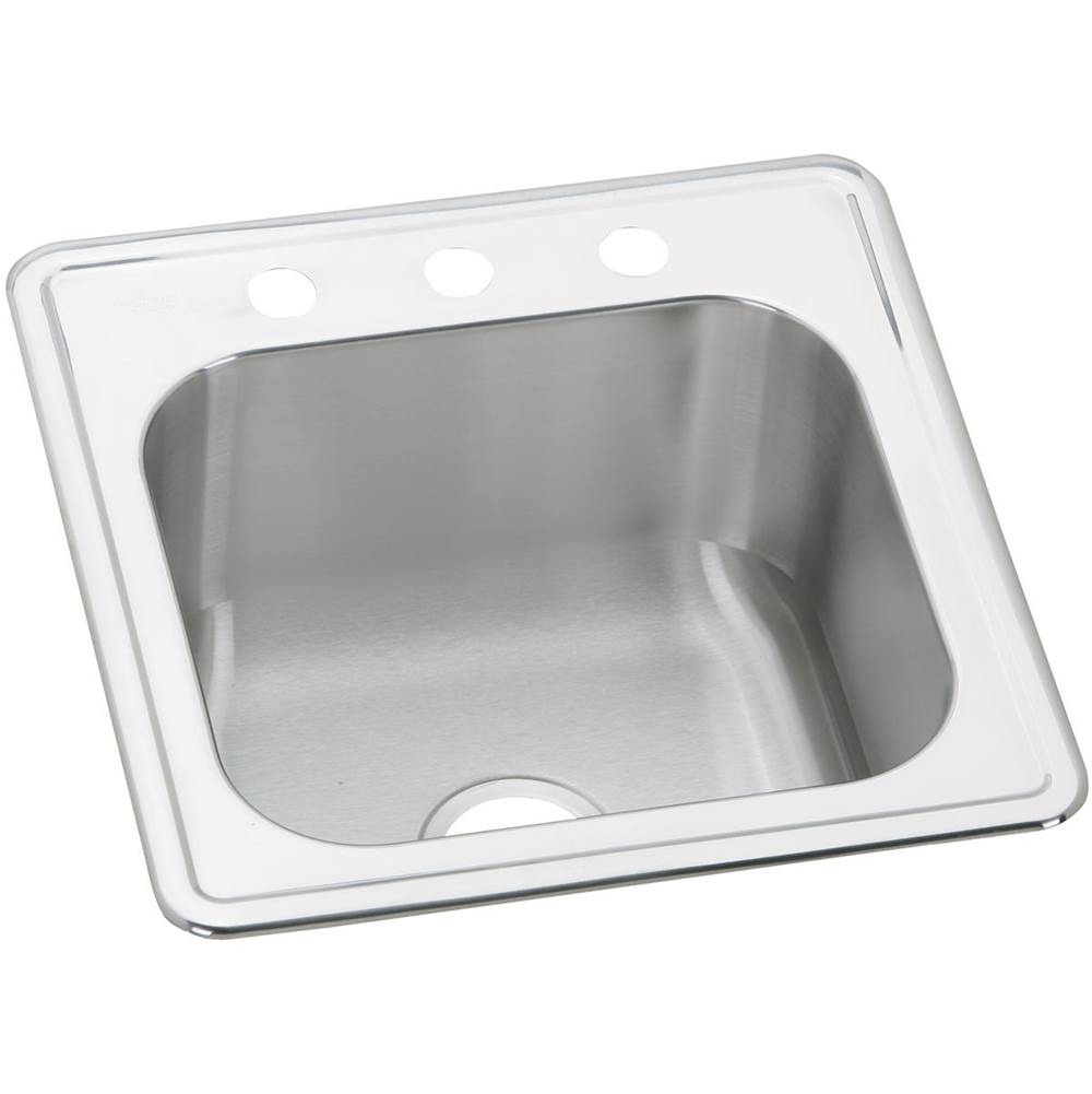Elkay Drop In Laundry And Utility Sinks item ESE2020102