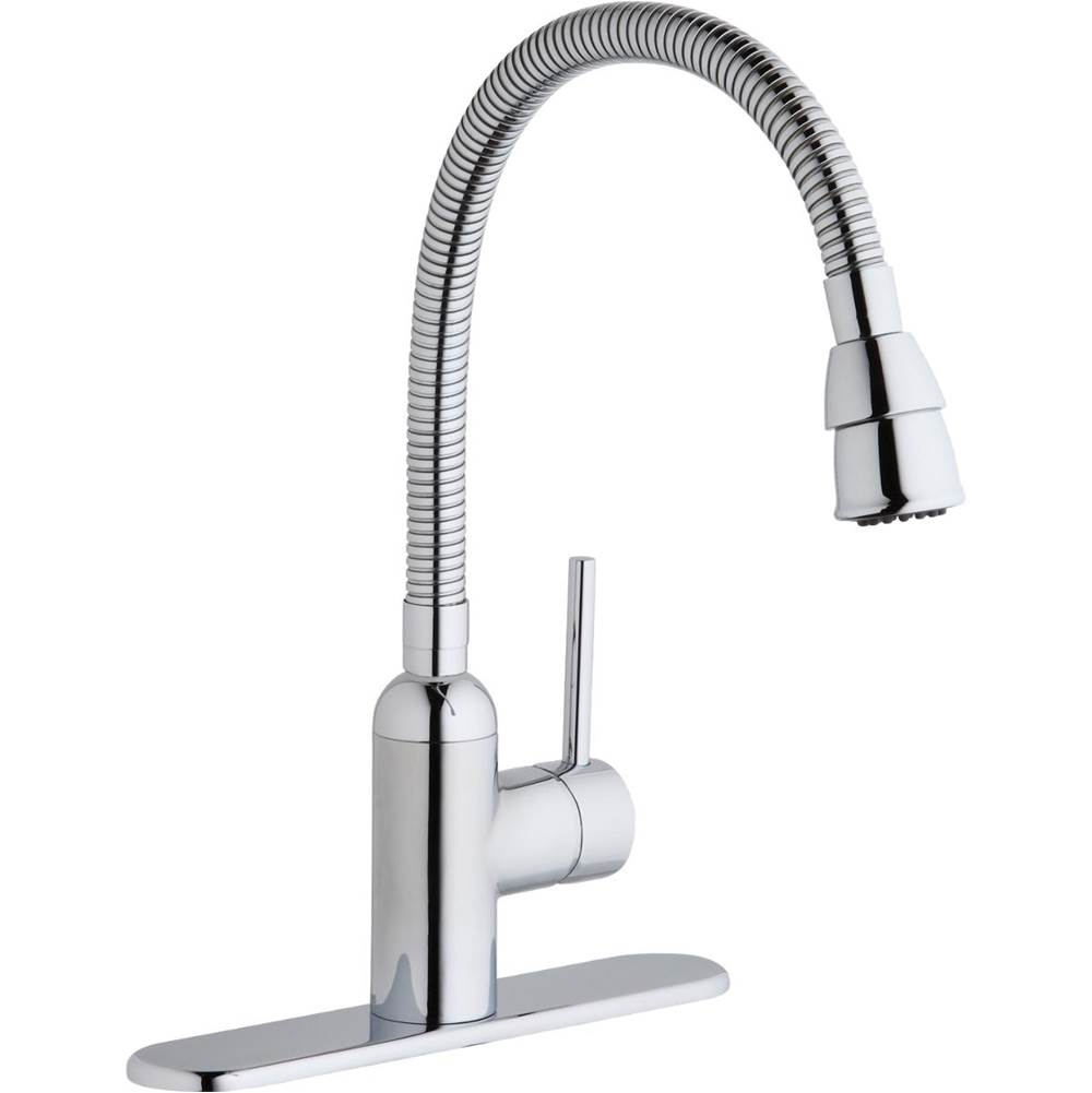 Elkay Single Hole Kitchen Faucets item LK2500CR