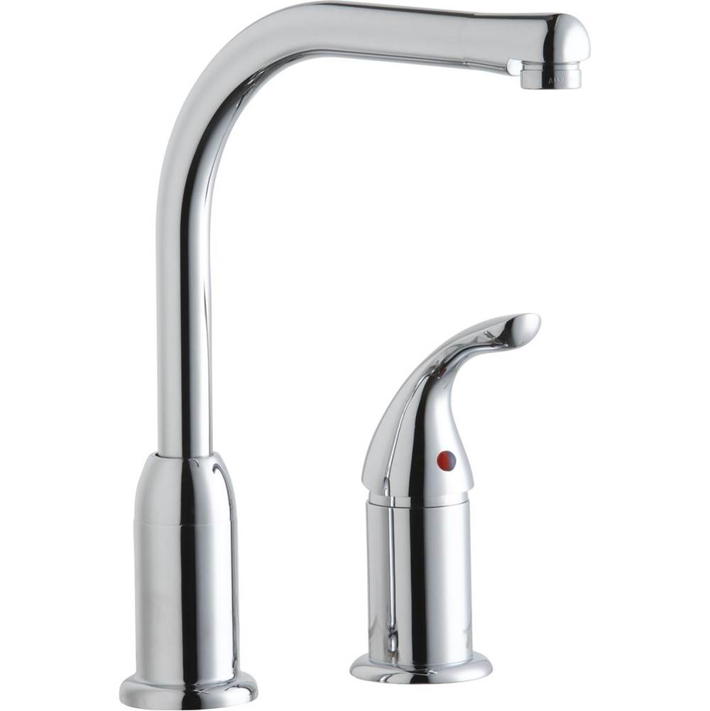 Elkay Single Hole Kitchen Faucets item LKF413945RS