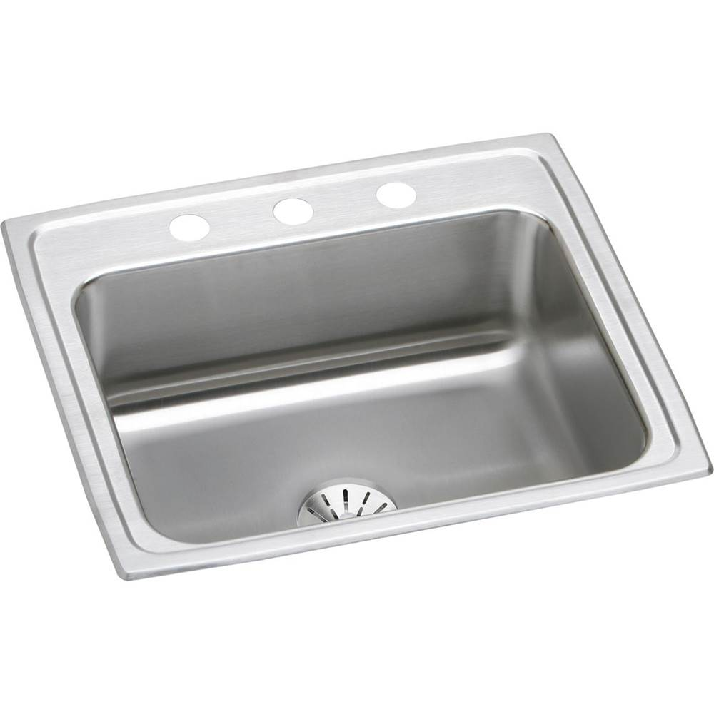 Elkay Drop In Kitchen Sinks item LR2219PD4