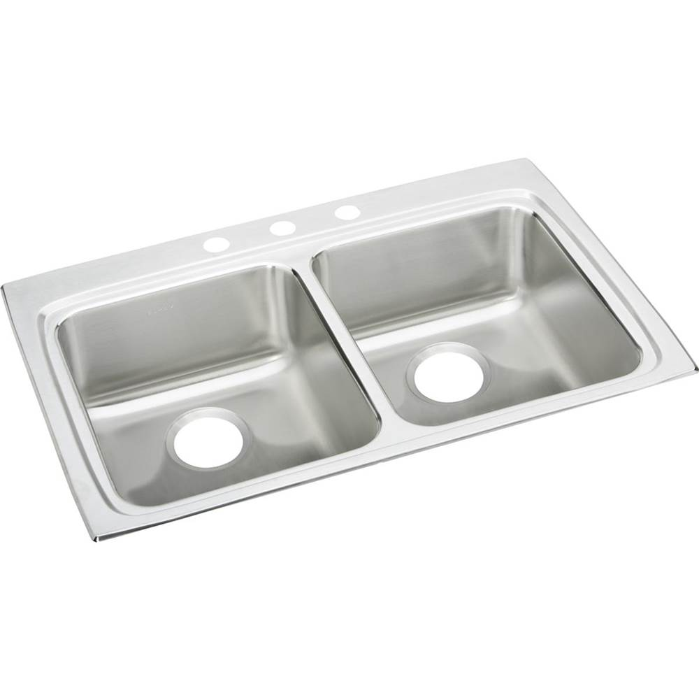Elkay Drop In Kitchen Sinks item LRAD3322401