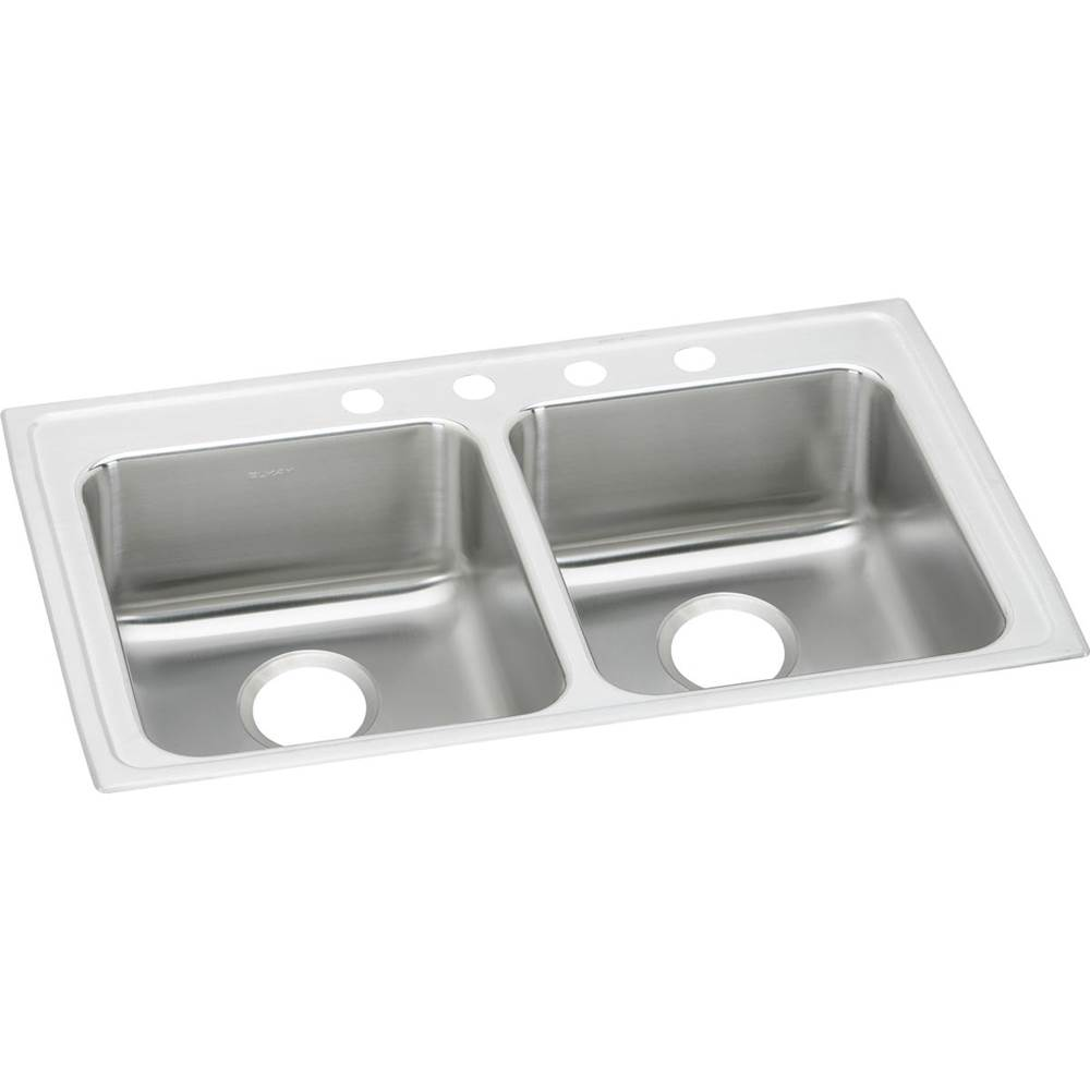 Elkay Drop In Kitchen Sinks item LRAD372250MR2