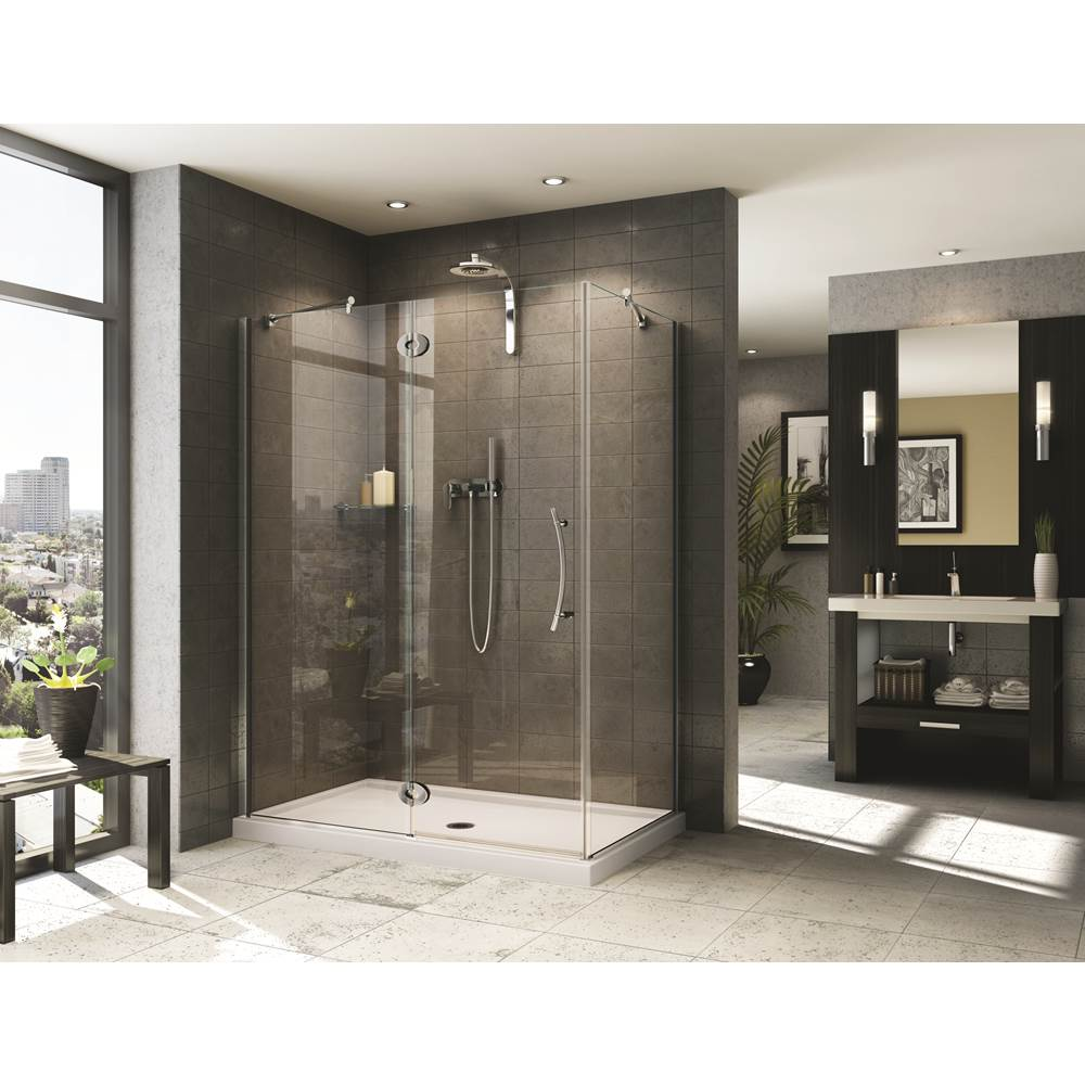 Fleurco Pivot Shower Doors item PXLR5632-11-40R-TBY-79