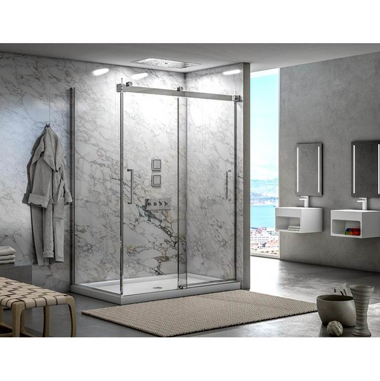 Fleurco Sliding Shower Doors item NM24836-25-40-79