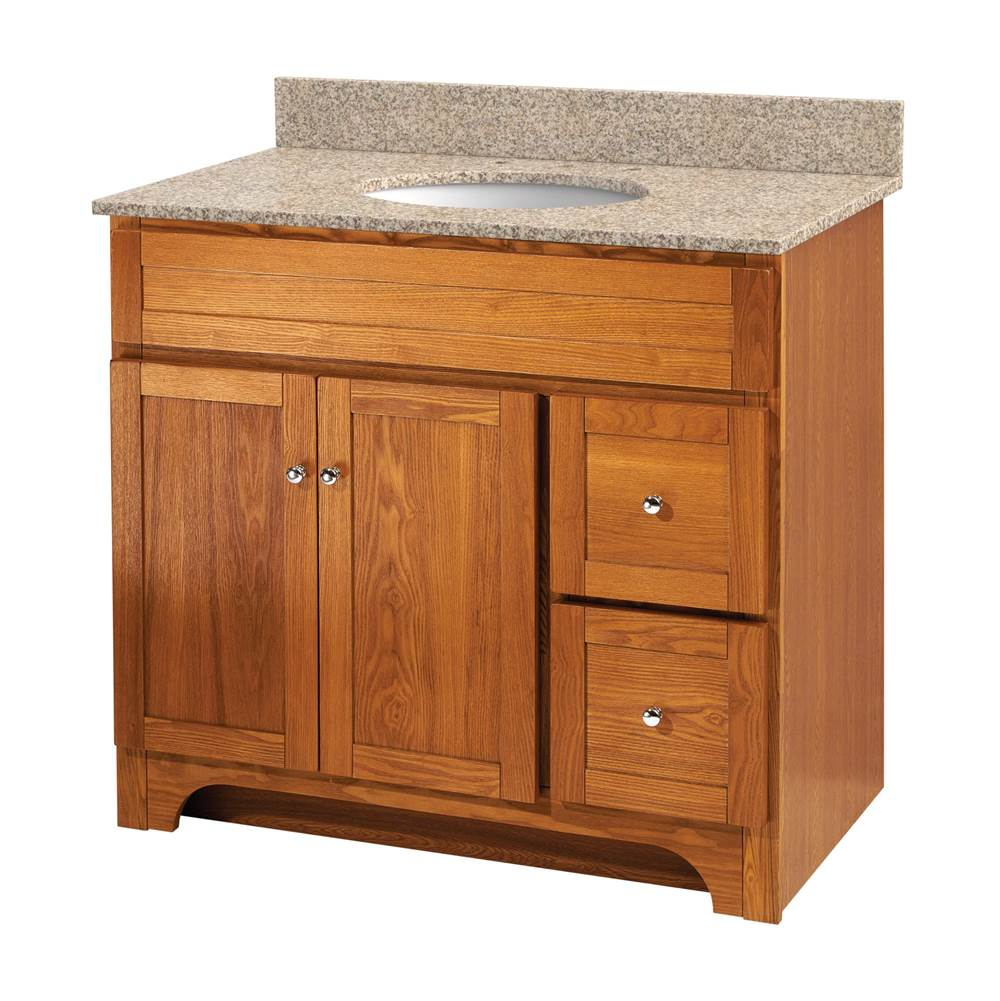 Foremost Floor Mount Vanities item WROA3621D