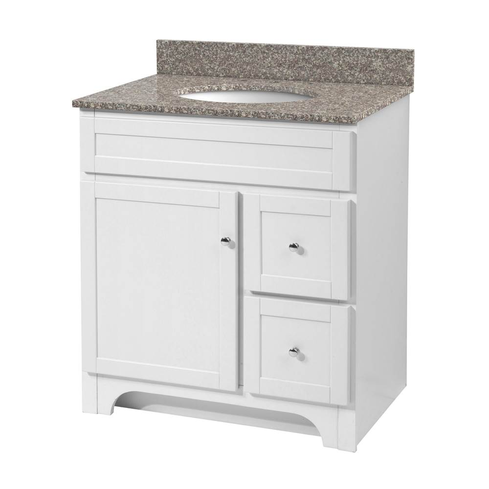 Foremost Floor Mount Vanities item WRWA3021D