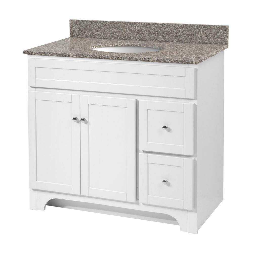Foremost Floor Mount Vanities item WRWA3621D
