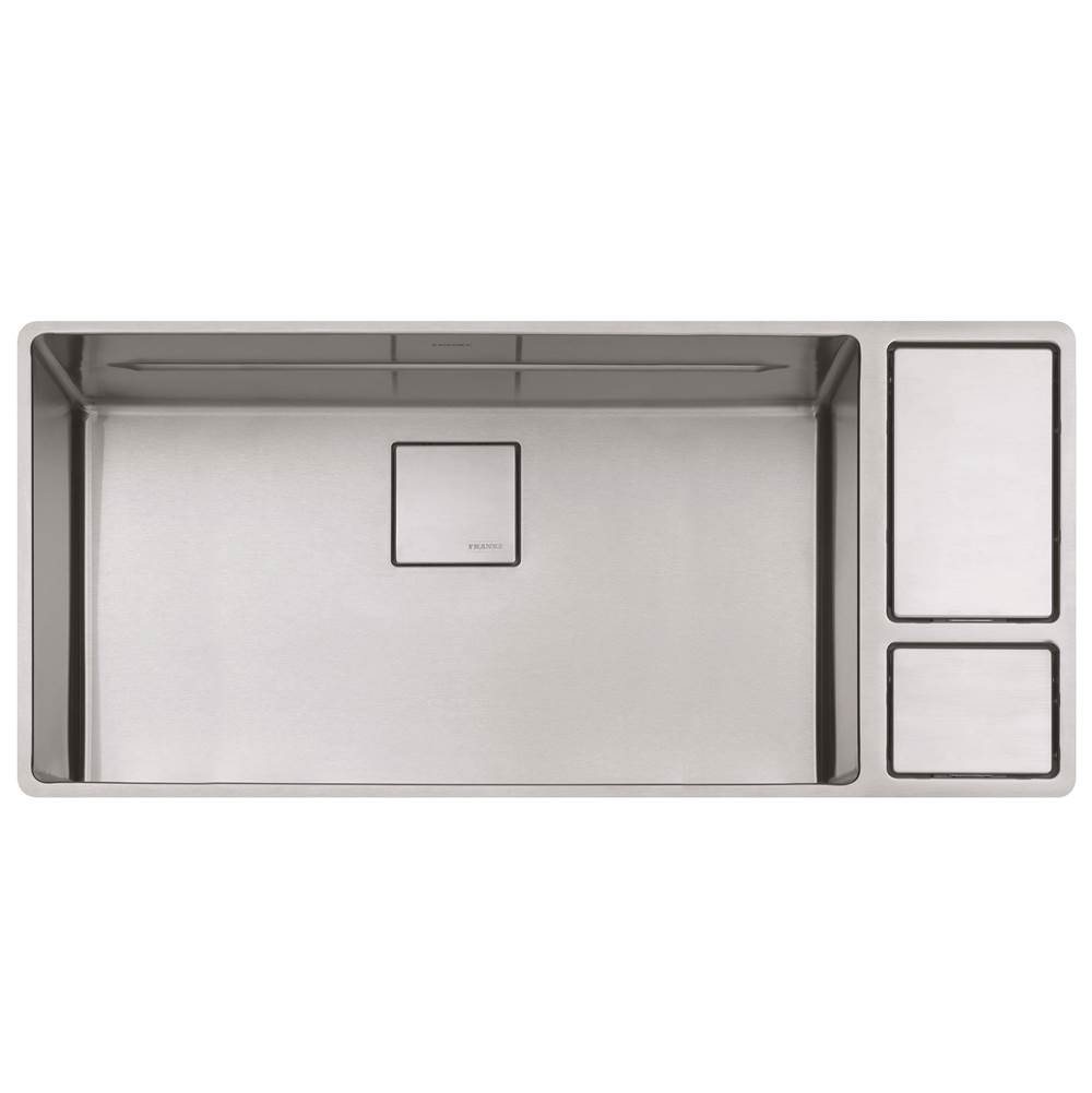 Franke Undermount Kitchen Sinks item CUX11031-W