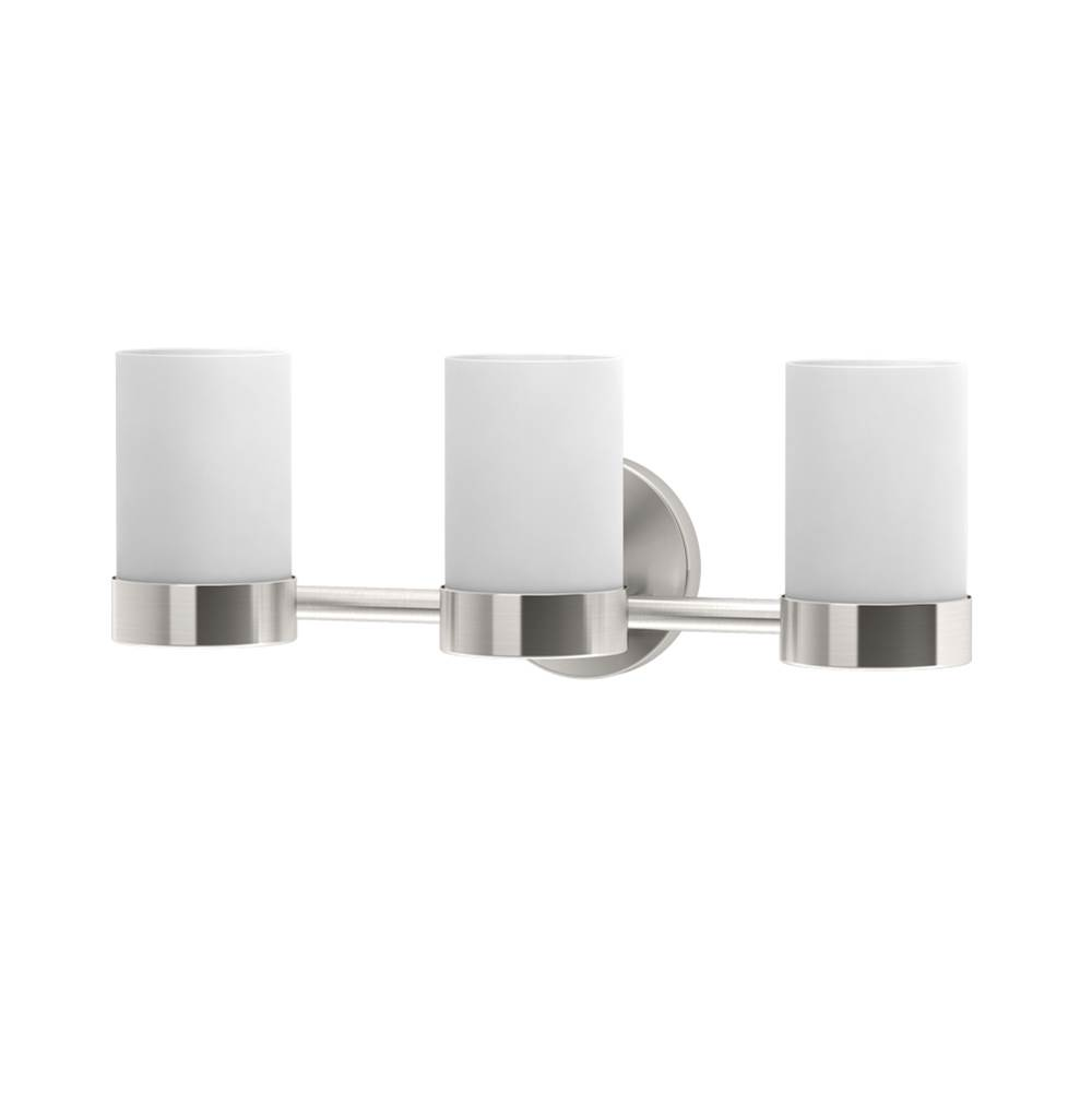 Gatco Three Light Vanity Bathroom Lights item 1637