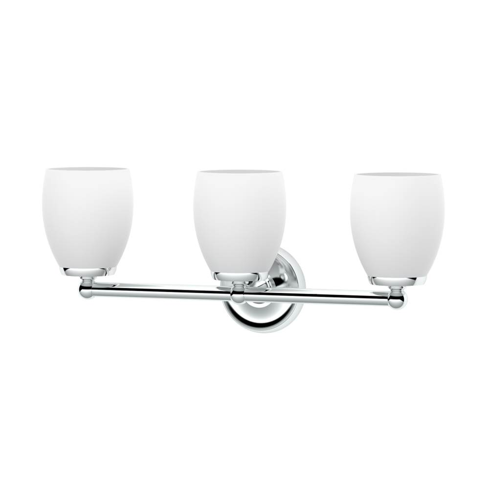 Gatco Three Light Vanity Bathroom Lights item 1646