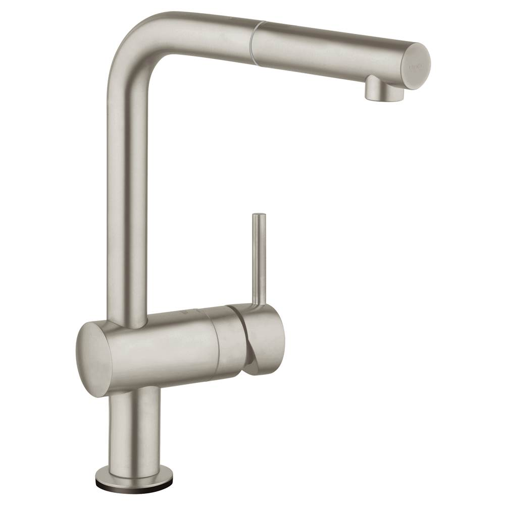 Grohe Single Hole Kitchen Faucets item 30218DC0