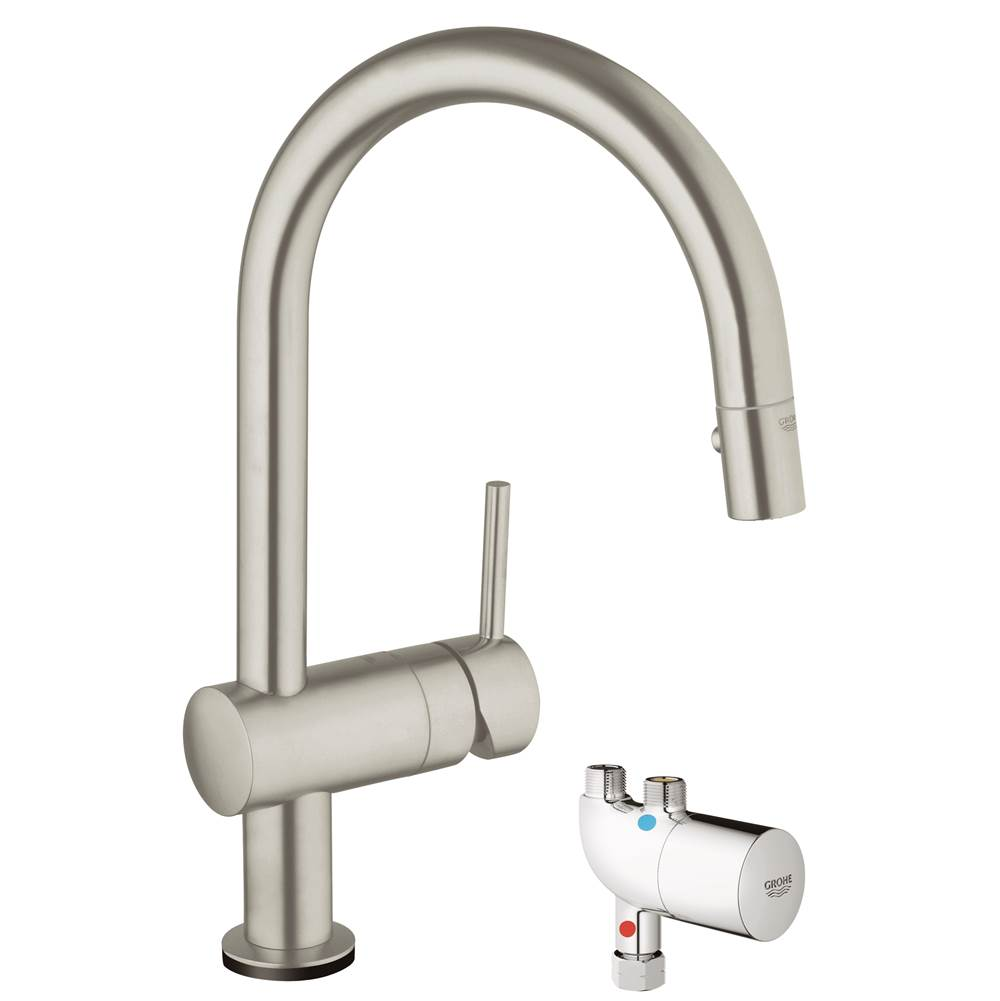 Grohe Deck Mount Kitchen Faucets item 31392DC0