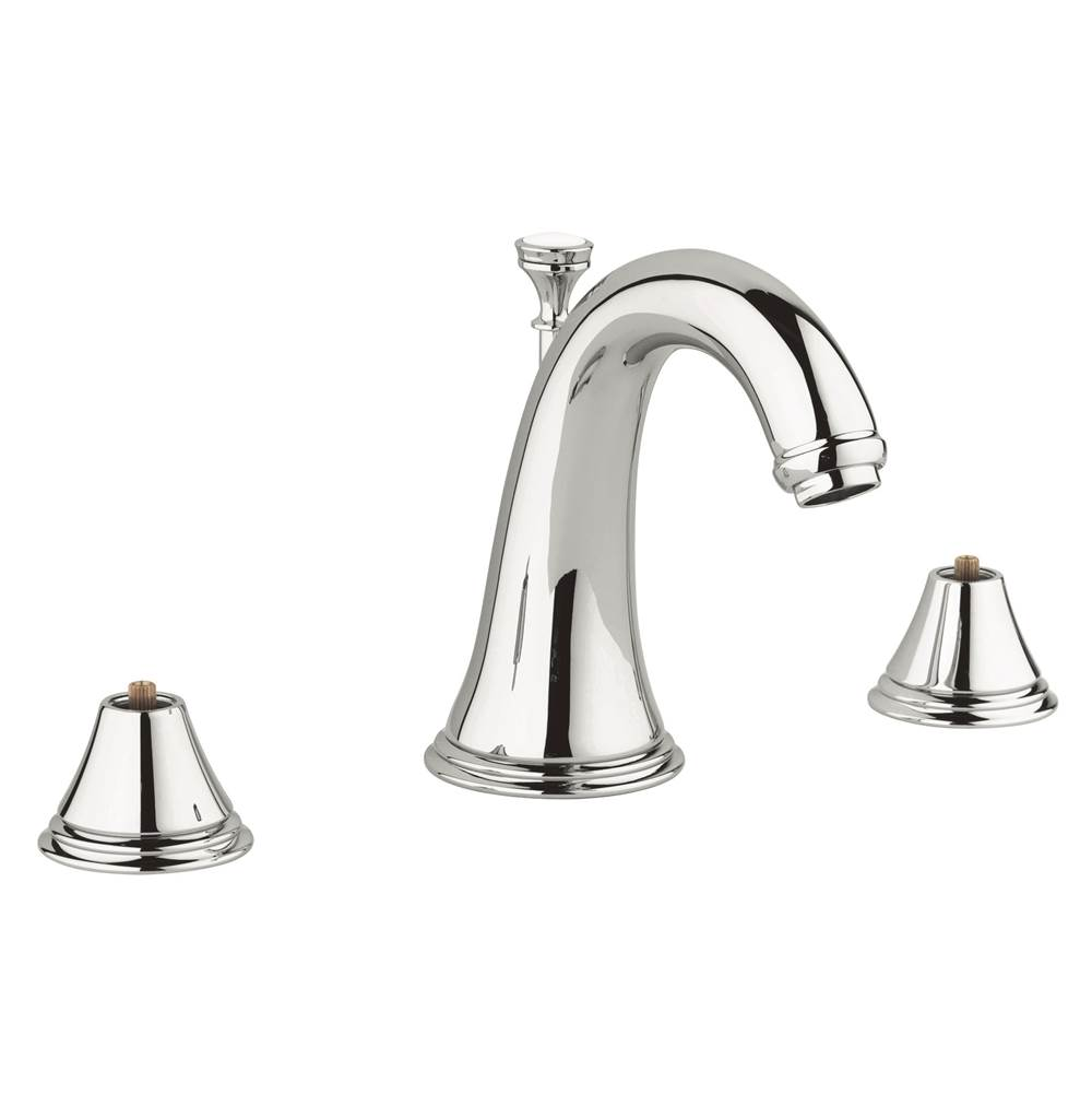 Grohe Widespread Bathroom Sink Faucets item 2080100A