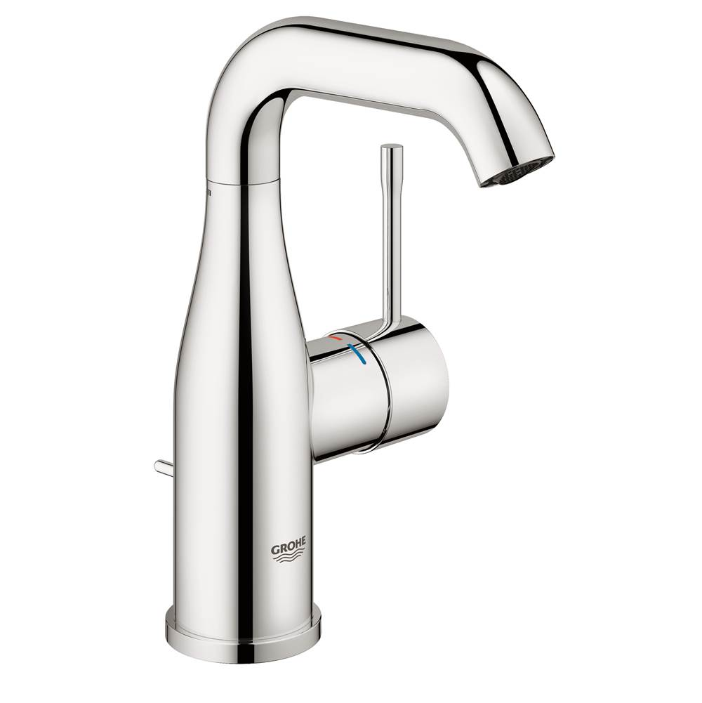 Grohe Single Hole Bathroom Sink Faucets item 2348500A