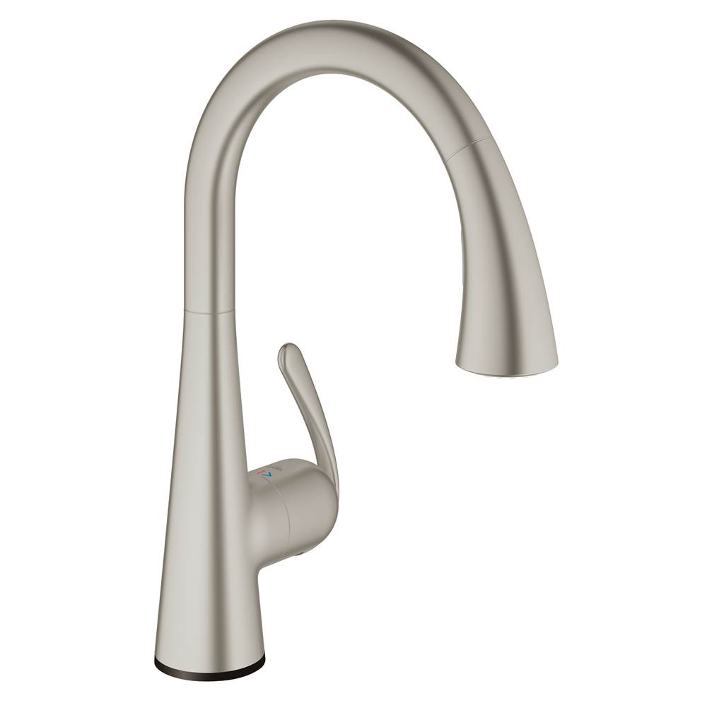 Grohe Single Hole Kitchen Faucets item 30205DC0