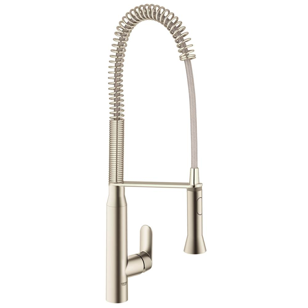 Grohe Single Hole Kitchen Faucets item 32951DC0