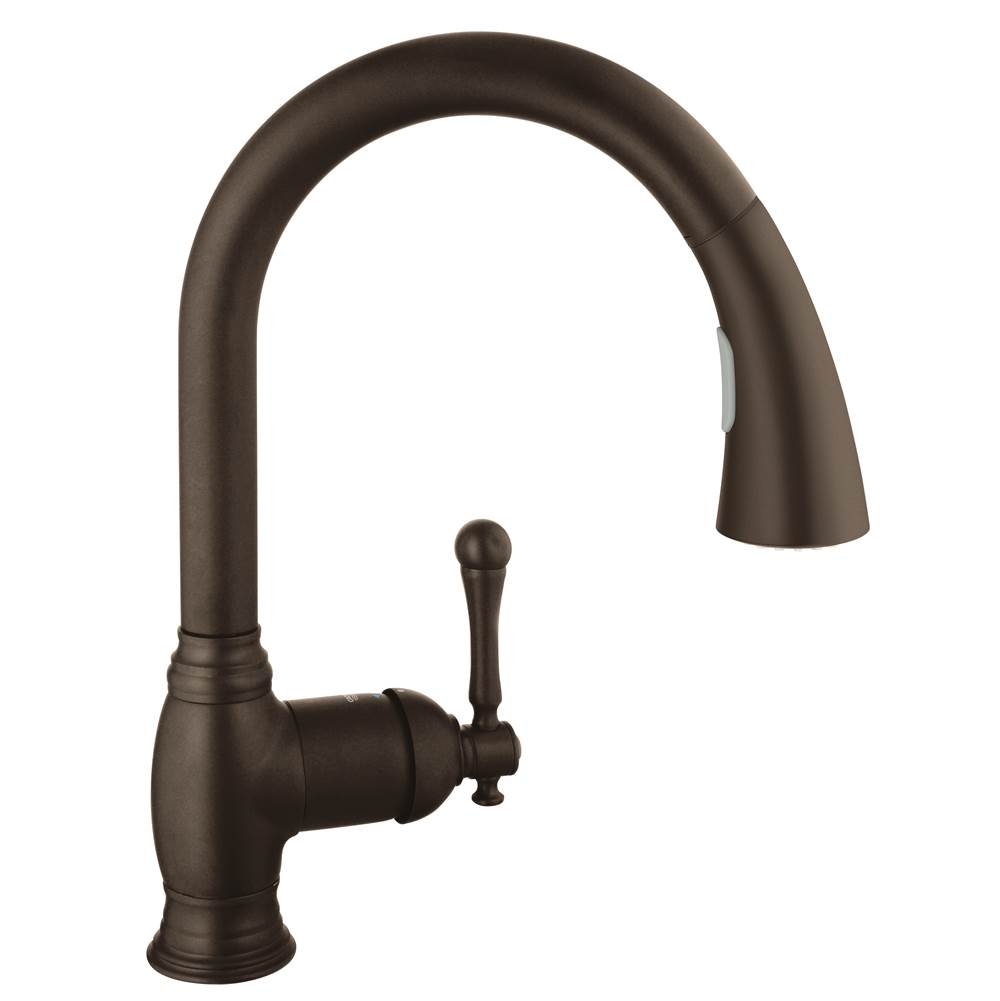 Grohe Single Hole Kitchen Faucets item 33870ZB1