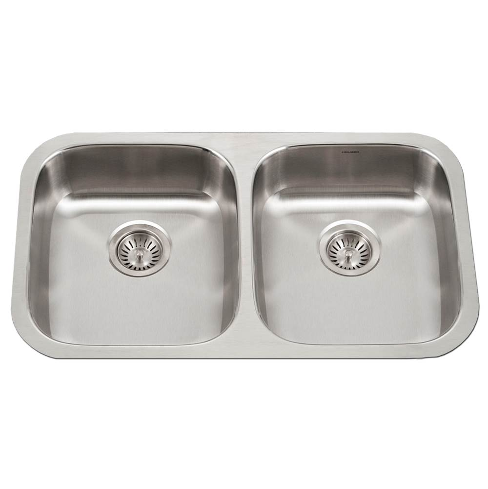 Hamat Undermount Kitchen Sinks item CADA-3218DU-6-20