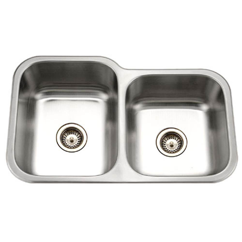 Hamat Undermount Kitchen Sinks item CLA-3221DR-1