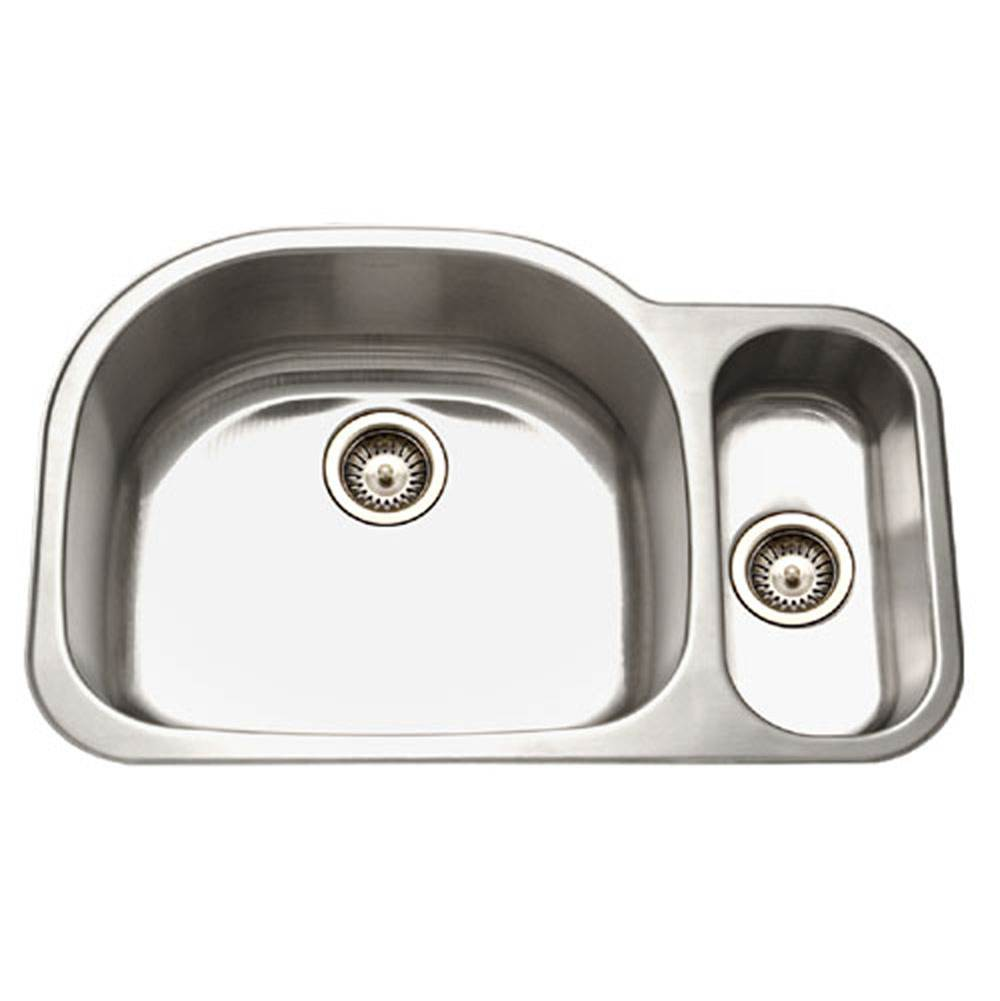 Hamat Undermount Kitchen Sinks item DES-3221DR-1