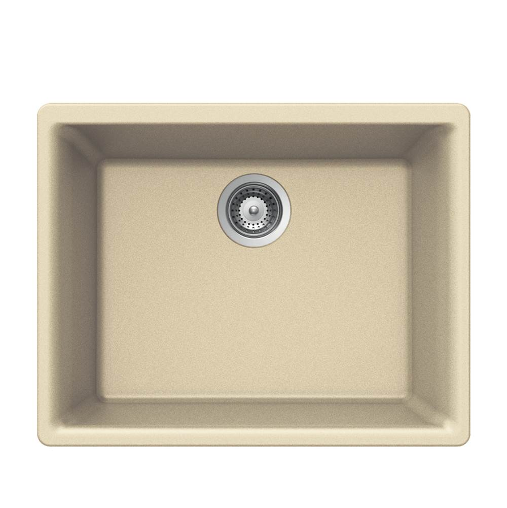 Hamat Undermount Kitchen Sinks item SIO-2418SU-SD