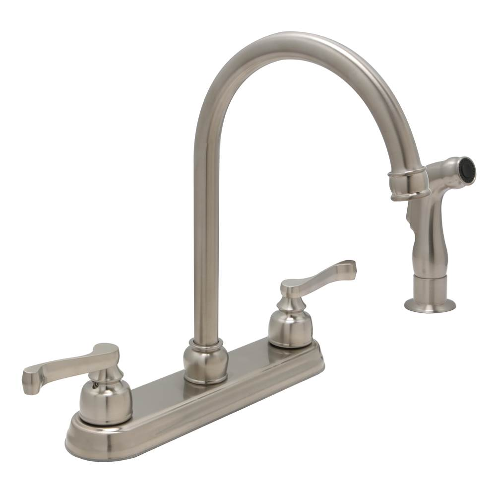 Huntington Brass Deck Mount Kitchen Faucets item K2320702-Z